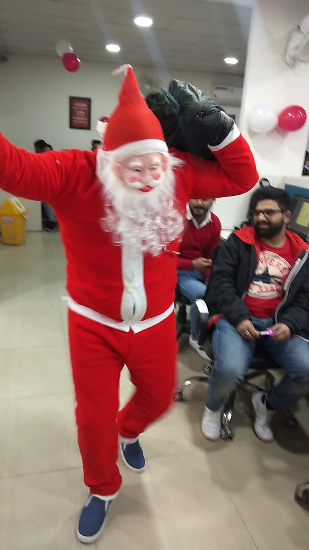 Christmas Celebration 2019- Santa